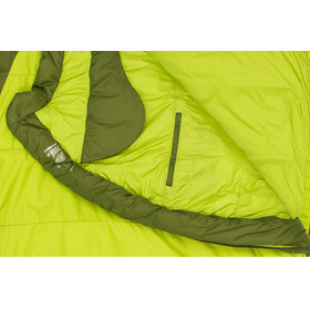 Marmot Trestles Elite 30 Sleeping Bag Regular Green Lichen/Greenland